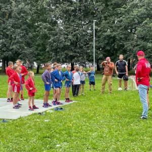Фестиваль спорта в Тропарево-Никулино.